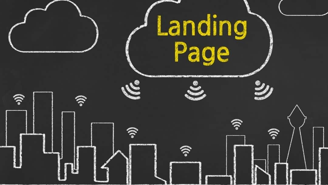 roofing landing pages